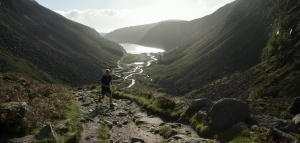 Løbetur Wicklow Mountains