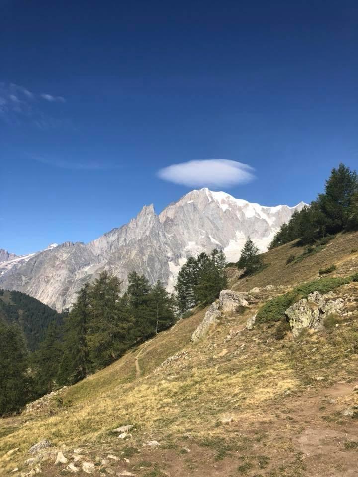 I UTMB's fodspor – Rundt om Mont Blanc –