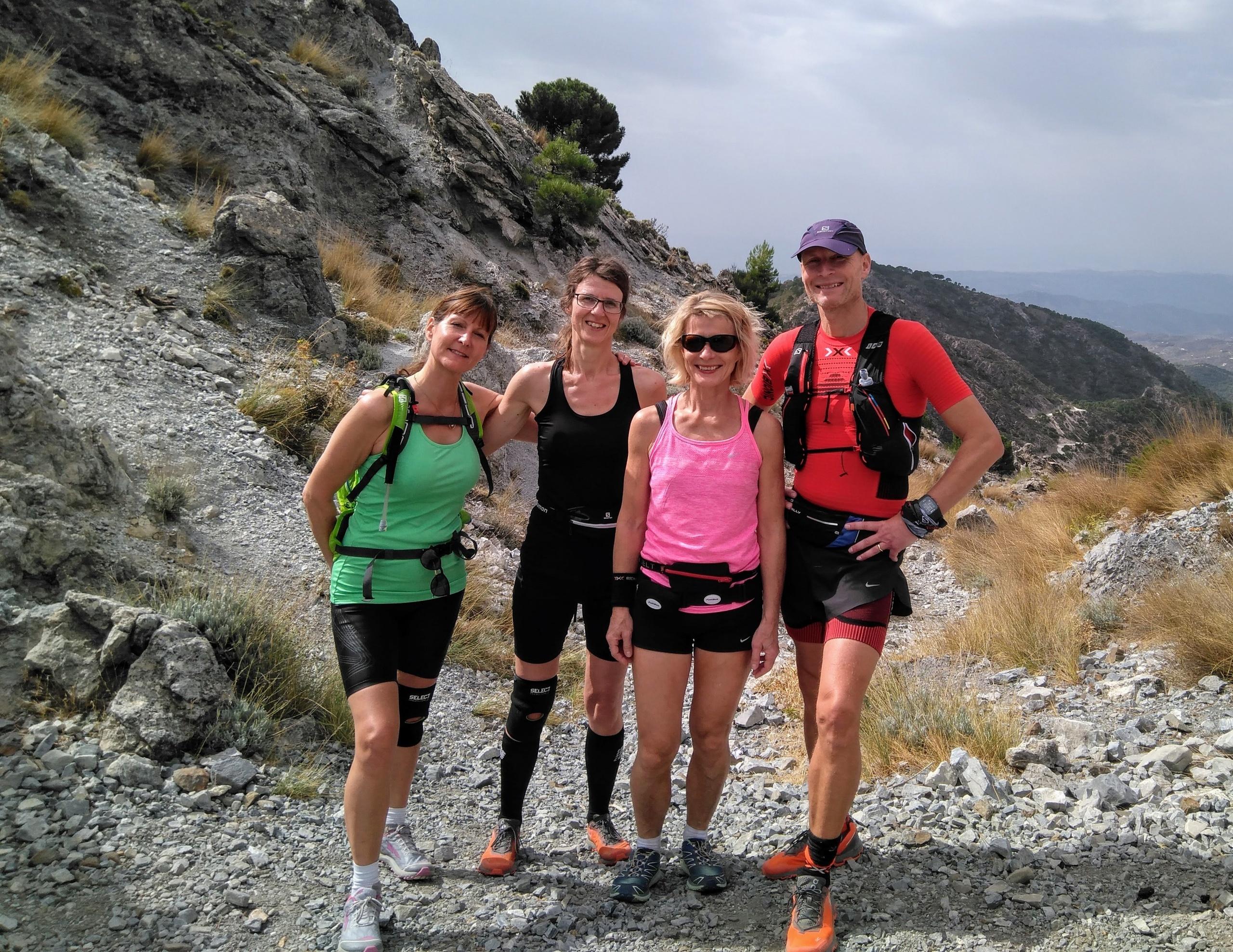 Så ved du hvad du skal lave i julen - Juletrail med Trail Run Spain