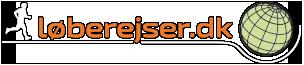 Løberejser.dk Logo