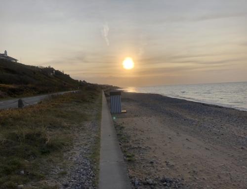 Løb langs Nordkysten fra Hundested til Helsingør