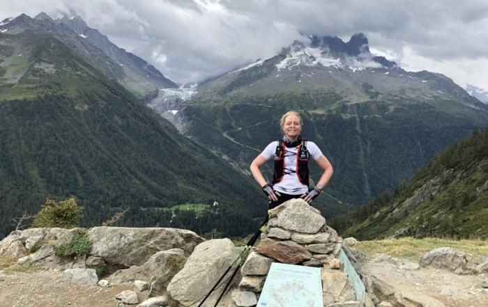 Suynie Schmidt - Rundt om Mt. Blanc 2020
