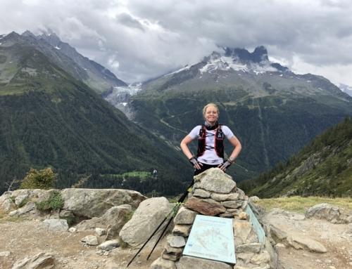 Rundt om Mt. Blanc – Du har ikke besejret dette bjerg før du er retur i Chamonix – på 5. dagen ramte trætheden mig som lyn fra en klar himmel