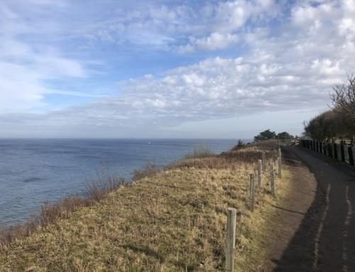 Nordkystruten med Løberejser fra Hundested til Helsingør den 6-7. marts