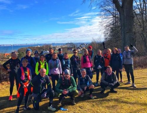 Fra Hundested til Helsingør med Løberejser – Trailløb med oplevelser